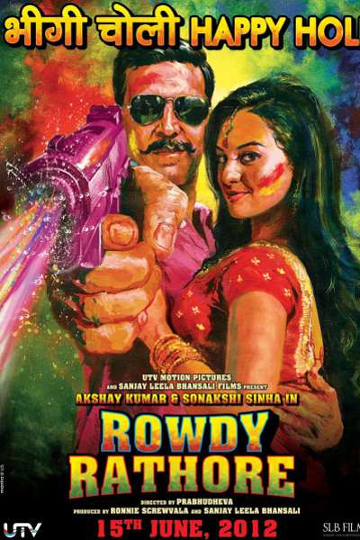 Rowdy Rathore (2012) movie torrents on Isohunt