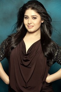 Sunidhi Chauhan in happiness, turned mother