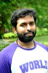 Music Composer Santhosh Narayanan in Otha Seruppu Size 7, Music Composer Santhosh Narayanan photos, videos in Otha Seruppu Size 7
