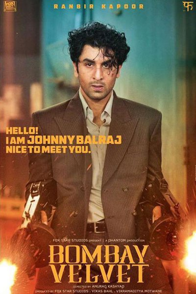 Hindi Movie Bombay Velvet Photos, Videos, Reviews