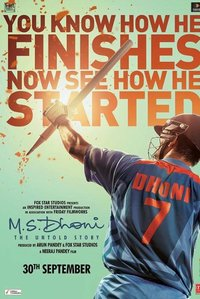 MS Dhoni: The Untold Story Hindi  movie reviews, photos, videos