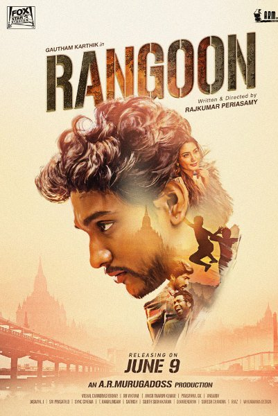 Tamil Movie Rangoon Photos, Videos, Reviews
