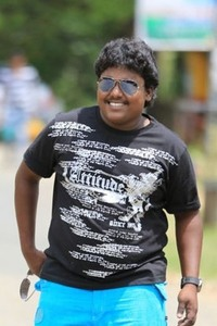 Actor Black Pandi in Graghanam, Actor Black Pandi photos, videos in Graghanam