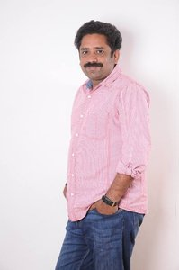 Director Seenu Ramasamy  in Dharma Durai, Director Seenu Ramasamy  photos, videos in Dharma Durai