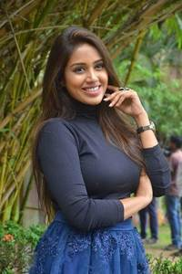 Actor Nivetha Pethuraj in Sanga Thamizhan, Actor Nivetha Pethuraj photos, videos in Sanga Thamizhan