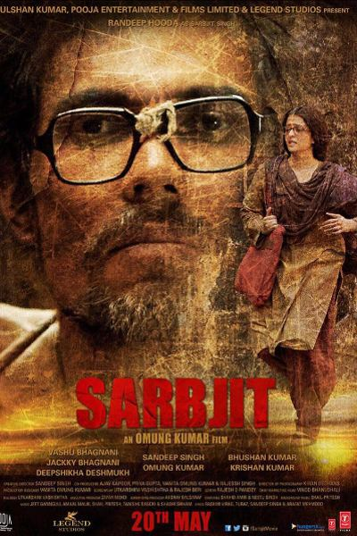 Hindi Movie Sarbjit Photos, Videos, Reviews