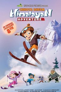 Chhota Bheem Himalayan Adventure Hindi movie reviews, photos, videos