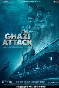 The Ghazi Attack Hindi movie reviews, photos, videos