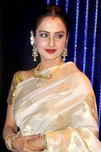 Rekha makes her comeback with a suspense thriller