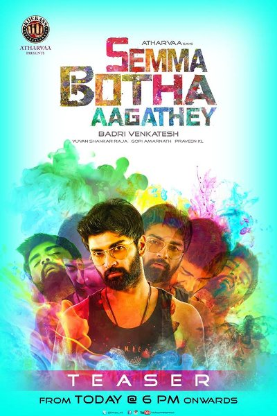 Tamil Movie Semma Botha Aagatha Photos, Videos, Reviews