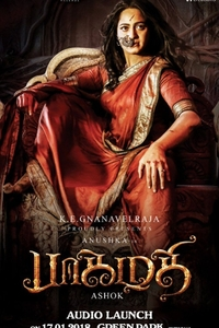 Anushka's next flick first look poster revealed