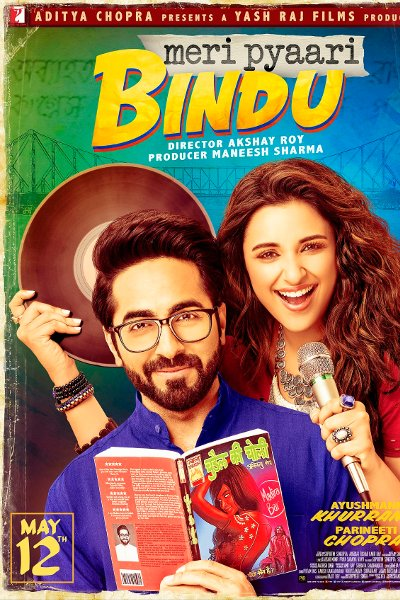 Hindi Movie Meri Pyaari Bindu Photos, Videos, Reviews