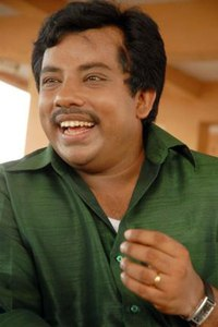 Actor Sathyan in Mersal, Actor Sathyan photos, videos in Mersal