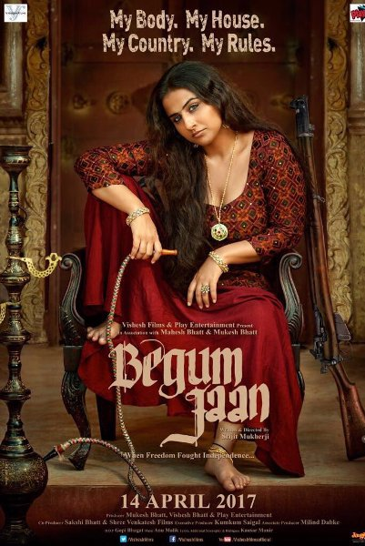 Hindi Movie Begum Jaan Photos, Videos, Reviews