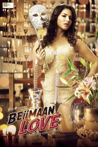 Sunny Leone's Beiimaan Love Movie Posters