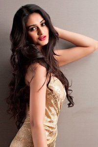 Actor Aditi Arya in Kurukshetra, Actor Aditi Arya photos, videos in Kurukshetra