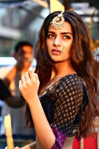 Actor Nidhhi Agerwal in Ismart Shankar, Actor Nidhhi Agerwal photos, videos in Ismart Shankar