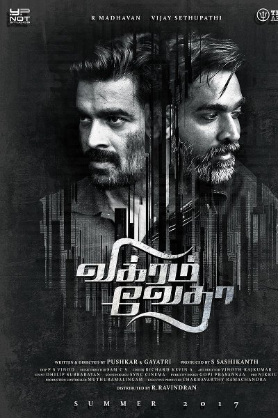 Tamil Movie Vikram Vedha Photos, Videos, Reviews