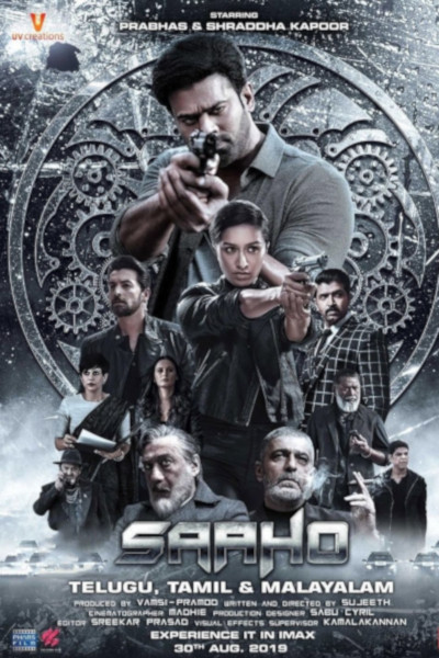 Telugu Movie Saaho Photos, Videos, Reviews
