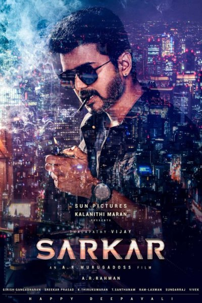 Tamil Movie Sarkar Photos, Videos, Reviews