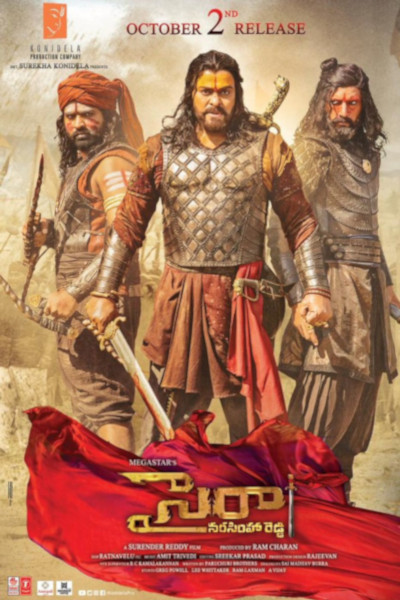 Telugu Movie Sye Raa Narasimha Reddy Photos, Videos, Reviews