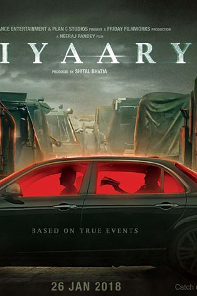 Hindi Movie Aiyaary Photos, Videos, Reviews
