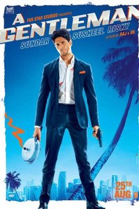 First Look Motion Poster Of A GENTLEMAN | Ft. Sidharth, Jacqueline