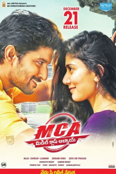 Telugu Movie MCA (Middle Class Abbayi) Photos, Videos, Reviews