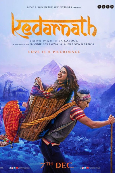 Hindi Movie Kedarnath Photos, Videos, Reviews
