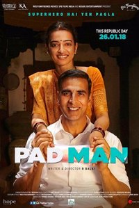 Padman Hindi movie reviews, photos, videos