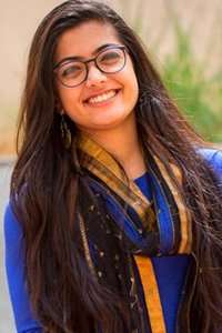 Actor Rashmika Mandanna in Devadas, Actor Rashmika Mandanna photos, videos in Devadas