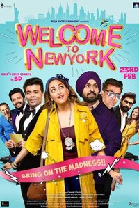 Welcome to New York Hindi movie reviews, photos, videos