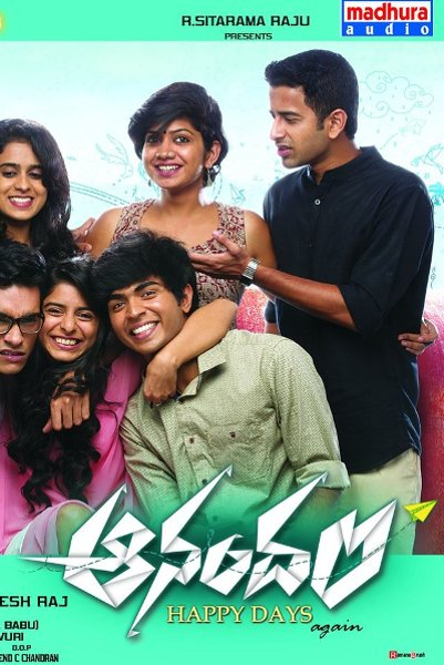 Telugu Movie Aanandam Photos, Videos, Reviews