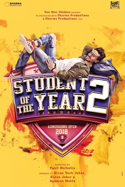 Hindi Movie Student of the Year 2 Photos, Videos, Reviews