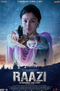 Raazi Hindi movie reviews, photos, videos