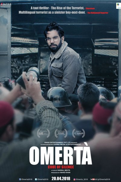 Hindi Movie Omerta Photos, Videos, Reviews
