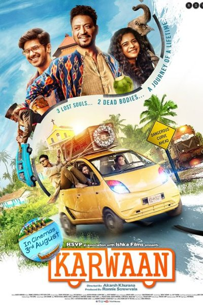 Hindi Movie Karwaan Photos, Videos, Reviews