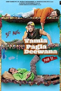 Yamla Pagla Deewana Phir Se Hindi movie reviews, photos, videos