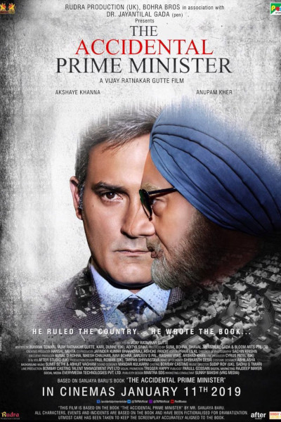 Hindi Movie The Accidental Prime Minister Photos, Videos, Reviews
