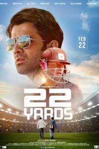 22 Yards Hindi movie reviews, photos, videos
