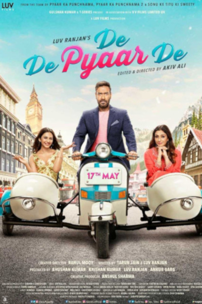 Hindi Movie De De Pyaar De Photos, Videos, Reviews