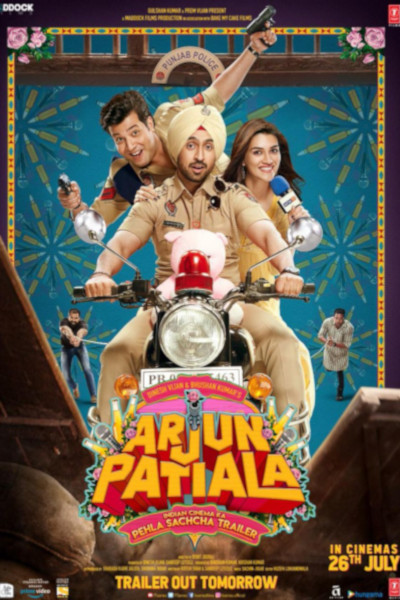 Hindi Movie Arjun Patiala Photos, Videos, Reviews