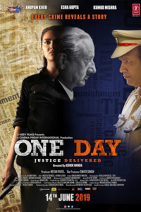 One Day Hindi movie reviews, photos, videos
