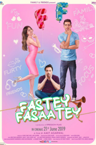 Hindi Movie Fastey Fasaatey Photos, Videos, Reviews
