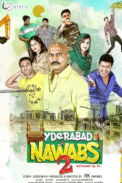 Hindi Movie Hyderabad Nawabs 2 Photos, Videos, Reviews