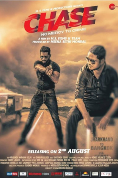 Hindi Movie Chase: No Mercy To Crime Photos, Videos, Reviews