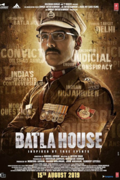 Hindi Movie Batla House Photos, Videos, Reviews