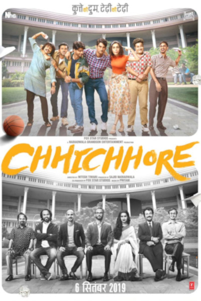 Hindi Movie Chhichhore Photos, Videos, Reviews