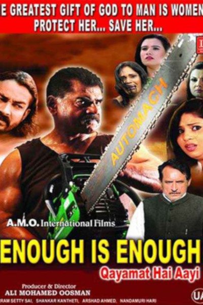 Hindi Movie Enough is Enough Photos, Videos, Reviews