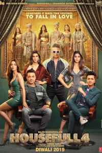 Housefull 4 Videos and Photos.